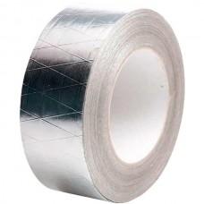 Скотч алюминиевый армированный 100