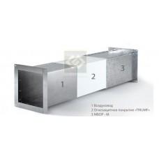 Система комплексной огнезащиты металлоконструкций Triumf Complex Met 120