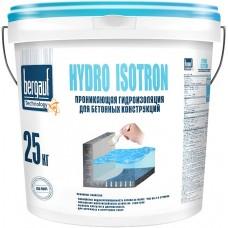 Гидроизоляция Bergauf Hydro Isotron 25 кг ведро