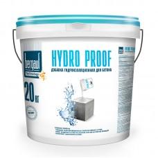 Гидроизоляционная добавка для бетона Bergauf Hydro Proof 20 кг