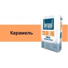 Кладочная смесь Bergauf Color Line 25 кг карамель