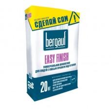 Шпаклёвка Bergauf Easy Finish 20 кг
