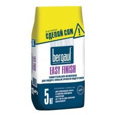 Шпаклёвка Bergauf Easy Finish 5 кг