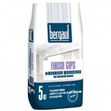 Шпаклёвка гипсовая Bergauf Finish Gips 5 кг