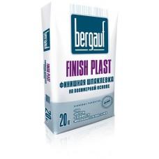 Шпаклёвка полимерная Bergauf Finish Plast 20 кг