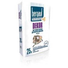 Штукатурка Bergauf Dekor 25 кг