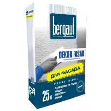 Штукатурка Bergauf Dekor Fasad 25 кг