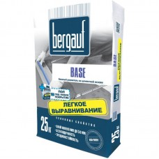 Ровнитель для пола Bergauf Base 20 кг