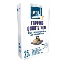 Ровнитель для пола Bergauf Topping Quartz 700 25 кг